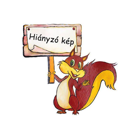 Boc'n'Roll DíszCsempe Fekete szendvicscsomagoló