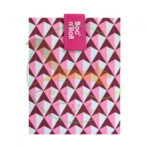 Boc'n'Roll DíszCsempe Pink szendvicscsomagoló