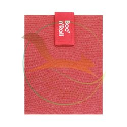 Boc'n'Roll Eco Piros szendvicscsomagoló