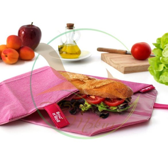 Boc'n'Roll Eco Viola szendvicscsomagoló