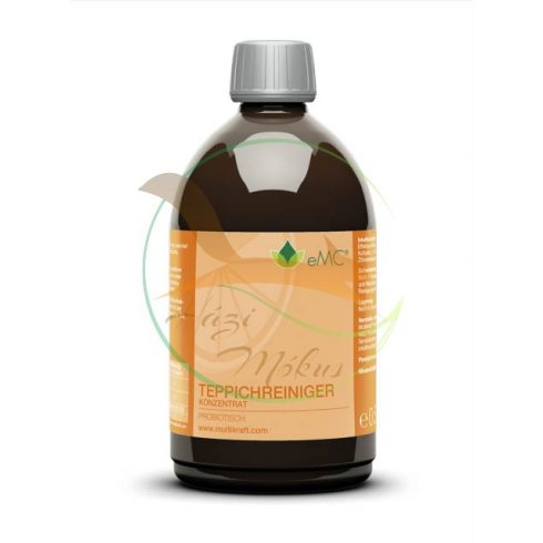 eMC probiotikus szőnyeg- és kárpittisztító 500 ml