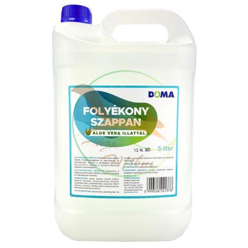 Folyékony Szappan Aloe Vera 5000 ml (Doma Clean)