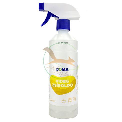 Hideg zsíroldó 500 ml (Doma Clean)