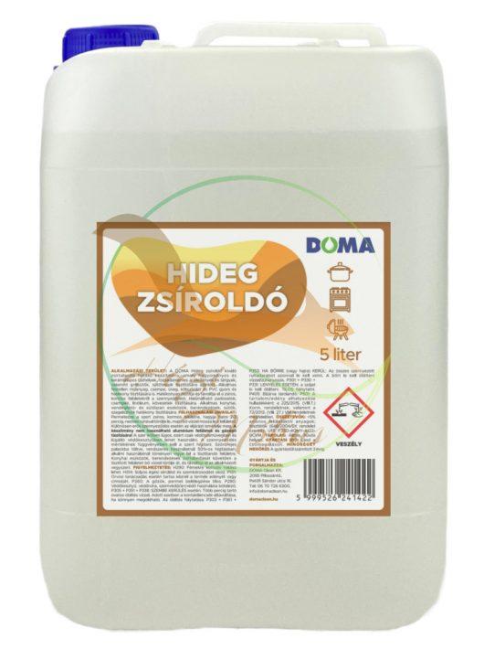 Hideg zsíroldó 5000 ml (Doma Clean)