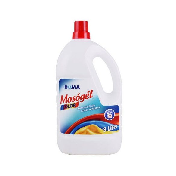 Mosógél Color 3000 ml (Doma Clean)