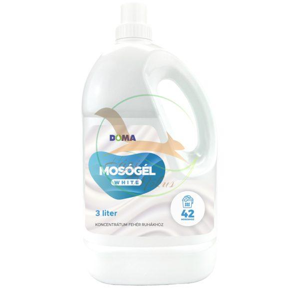 Mosógél White 3000 ml (Doma Clean)
