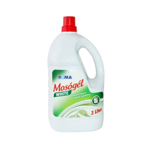 Mosógél White 3000 ml (Doma Clean)