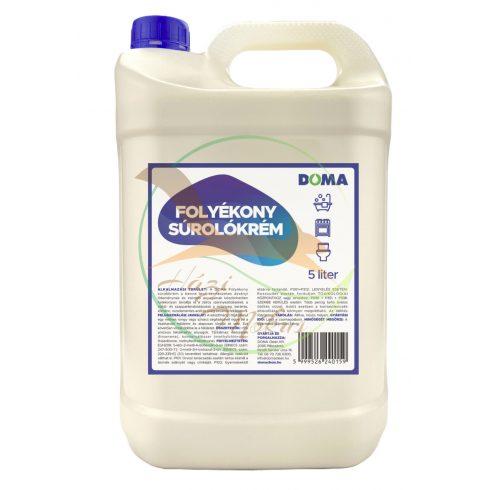 Súrolókrém 5000 ml (Doma Clean)