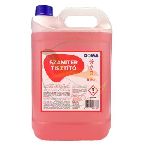 Szaniter tisztító 5000 ml (Doma Clean)