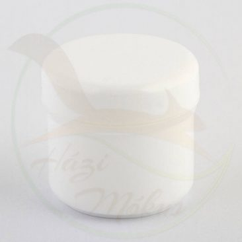 Színes kenőcstégely fehér 15 g