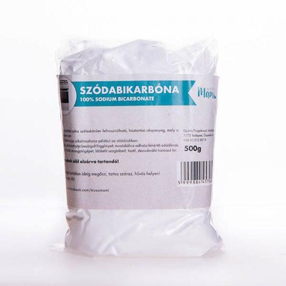 Szódabikarbóna (Nátrium-hidrogénkarbonát) 500 g (Mosómami)