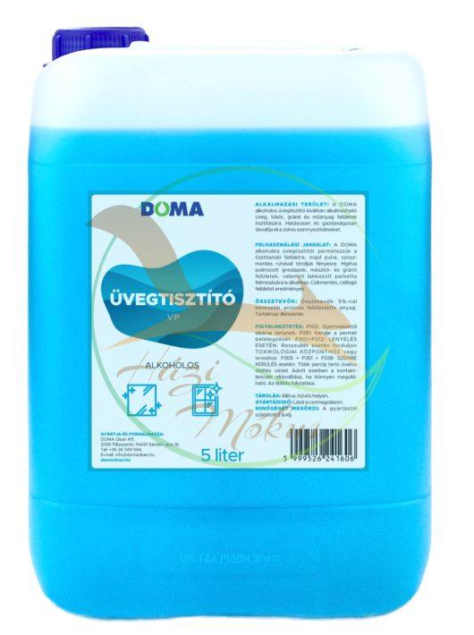 Üvegtisztító 5000 ml (Doma Clean)