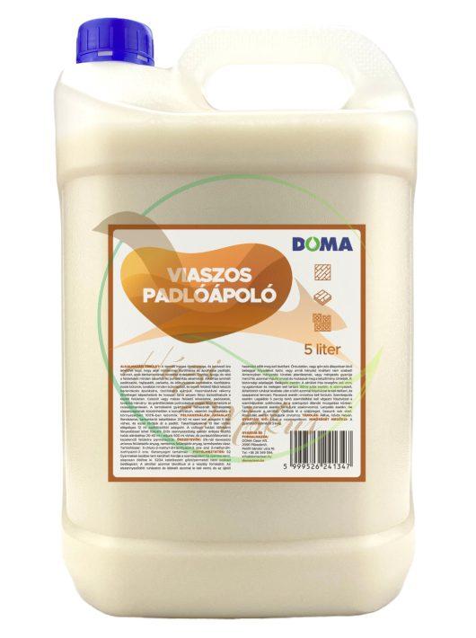 Viaszos padlóápoló 5000 ml (Doma Clean)
