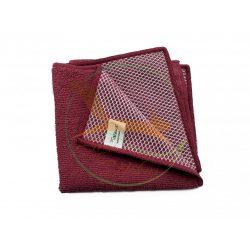 VIXI Dörzsi mikroszálas törlőkendő bíbor (30x30)