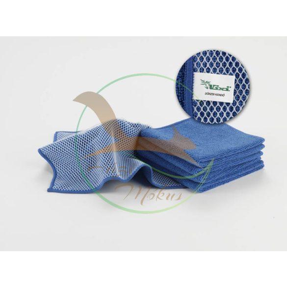 VIXI Dörzsi mikroszálas törlőkendő középkék (30x30)