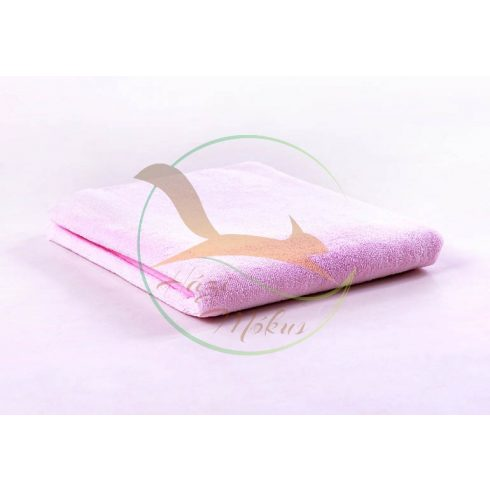 VIXI Fürdőlepedő Óriási rózsaszín (100x150)