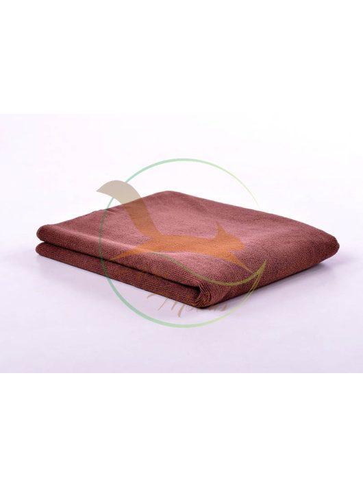 VIXI Fürdőlepedő Óriási sötétbarna (100x150)
