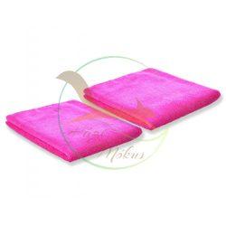 VIXI Fürdőlepedő pink (70x140) 2 db-os