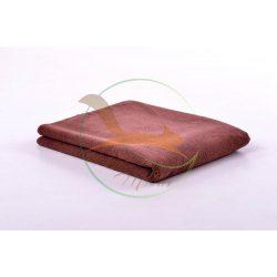 VIXI Fürdőlepedő sötétbarna (70x140)
