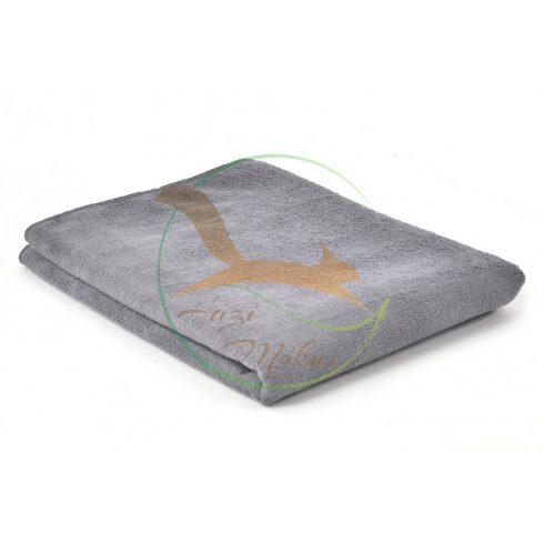 VIXI Fürdőlepedő szürke (70x140)