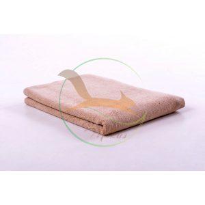 VIXI Fürdőlepedő tejeskávé (70x140)