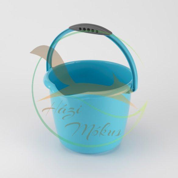 VIXI Kis takarító vödör kék (6 L-es)