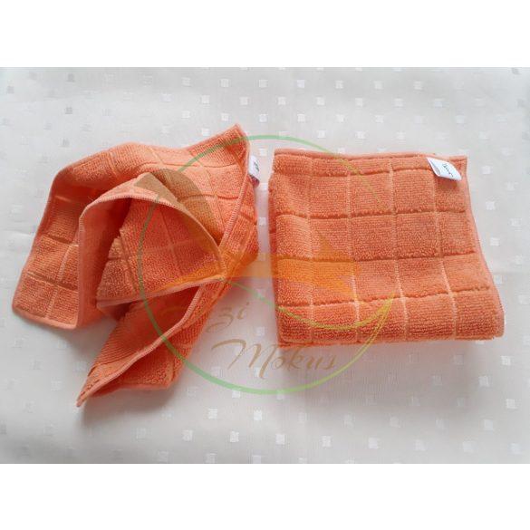 VIXI Konyhai törlőkendő narancs (30x30)