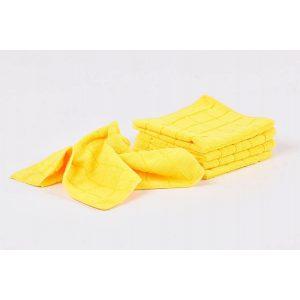 VIXI Konyhai törlőkendő sárga (30x30)