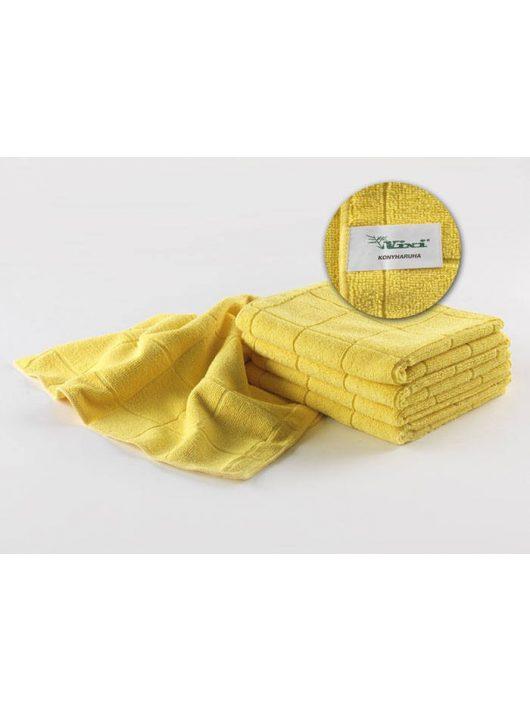 VIXI Konyharuha sárga (40x70)