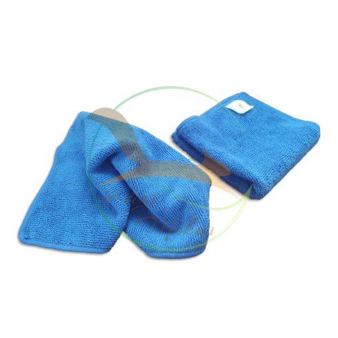 VIXI Kozmetikai kendő kék (25x25)