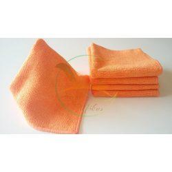 VIXI Kozmetikai kendő narancs (25x25)