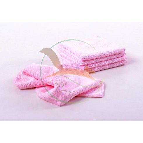 VIXI Kozmetikai kendő rózsaszín (25x25)