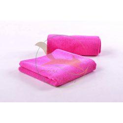 VIXI Sporttörölköző pink (35x90)