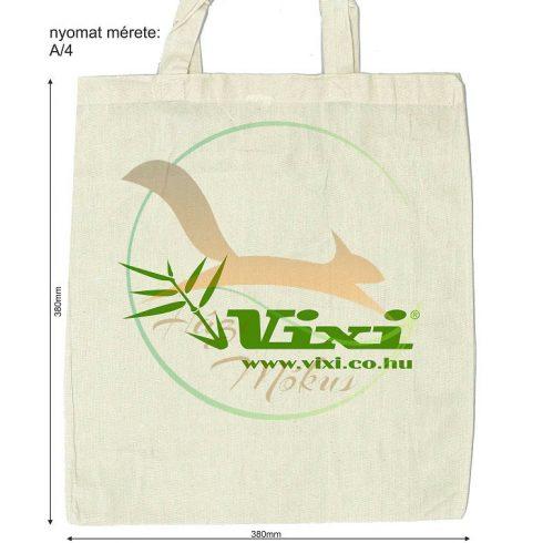 VIXI vászon bevásárló táska