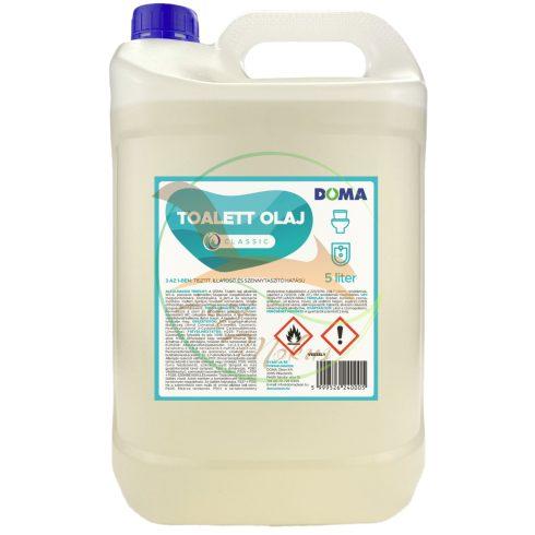 WC olaj 5000 ml (Doma Clean)